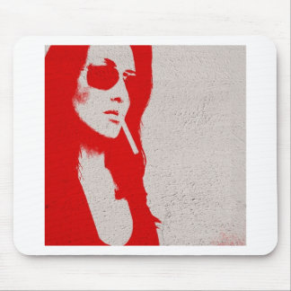 Red Mav 1 Mouse Pad