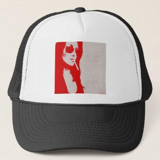 Red Mav 1 Trucker Hat