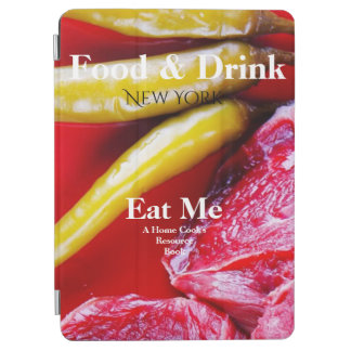 Red Meat & Chilly Pepper Home Cook Book Styled iPad Air Cover