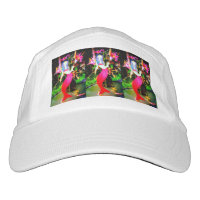 red mermaids partying hat