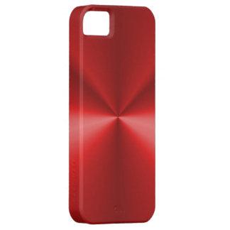 Red Metallic iPhone 5 Case