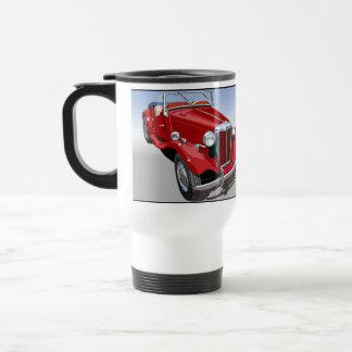 Red MG TD Coffee Mugs