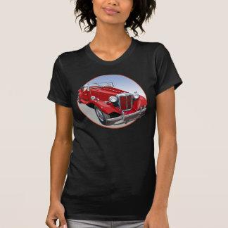 Red MG TD T-Shirt