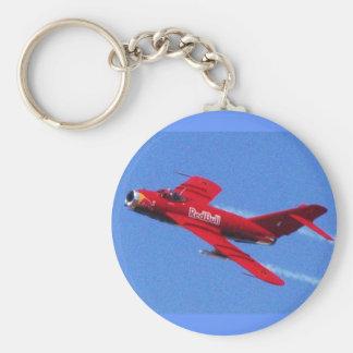 Red MIG Keychain