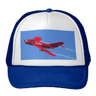 Red MIG Trucker Hat