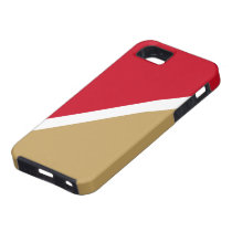 Red Miner Vibe iPhone 5 Case