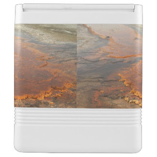 Red Mineral Water Yellowstone Park Cooler