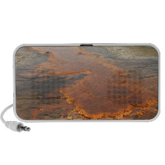 Red Mineral Water Yellowstone Park Speaker