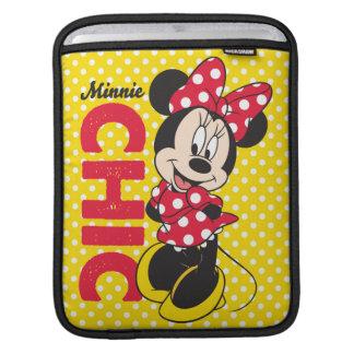 Red Minnie   Chic iPad Sleeve