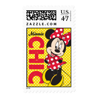 Red Minnie | Chic Postage