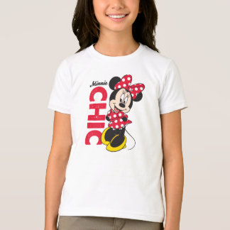 Red Minnie | Chic T-Shirt