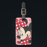 "Red Minnie | Cute Bag Tag<br><div class=""desc"">Mickey &amp; Friends - Minnie</div>"