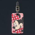 "Red Minnie   Cute Bag Tag<br><div class=""desc"">Mickey &amp; Friends - Minnie</div>"
