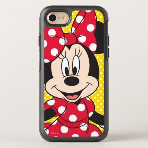 Red Minnie | Cute Closeup Phone Case