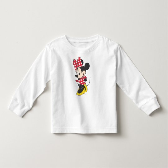 Red Minnie | Cute Toddler T-shirt