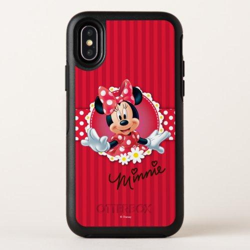 Red Minnie | Flower Frame Phone Case