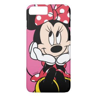 Red Minnie | Head in Hands iPhone 7 Plus Case