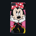 """Red Minnie   Head in Hands iPod Touch 5G Cover<br><div class=""""desc"""">Red &amp; White Minnie 1</div>"""
