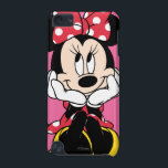 "Red Minnie | Head in Hands iPod Touch 5G Cover<br><div class=""desc"">Red &amp; White Minnie 1</div>"