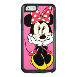 Red Minnie | Head in Hands OtterBox iPhone 6/6s Case