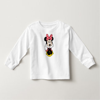 Red Minnie | Head in Hands Toddler T-shirt
