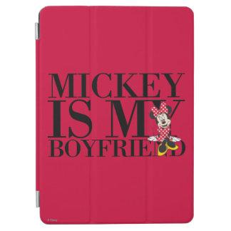 Red Minnie | Mickey is My Boyfriend iPad Air Cover