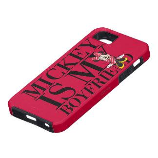 Red Minnie | Mickey is My Boyfriend iPhone SE/5/5s Case