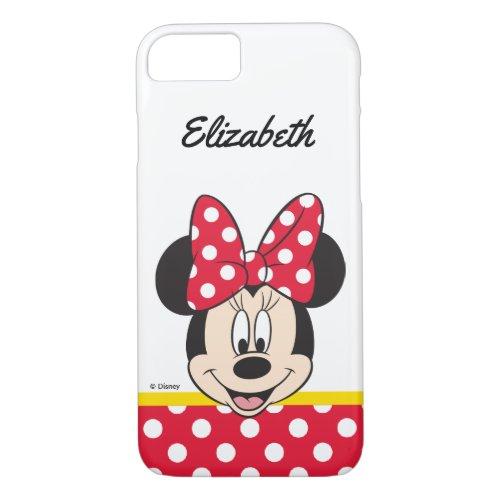 Red Minnie | Polka Dots Phone Case