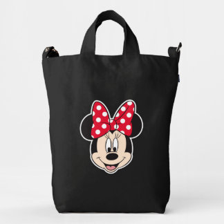 Red Minnie | Polka Dots Duck Bag
