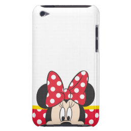 Red Minnie | Polka Dots iPod Touch Case