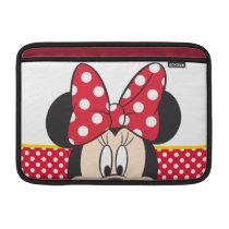 Red Minnie | Polka Dots MacBook Air Sleeve