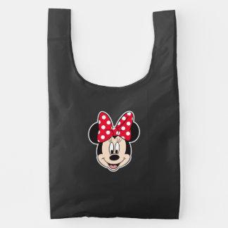 Red Minnie | Polka Dots Reusable Bag