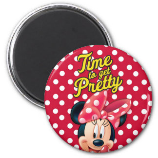 Red Minnie | Pretty Magnet