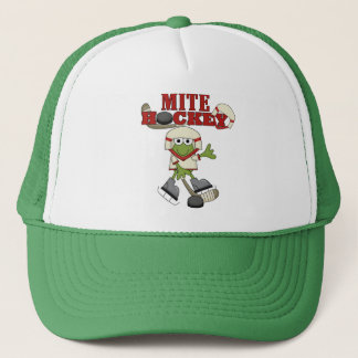 Red Mite Hockey Tshirts and Gifts Trucker Hat