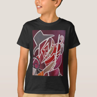 ''Red Monochromatic '' T-Shirt