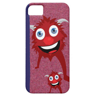 Red monster iPhone SE/5/5s case