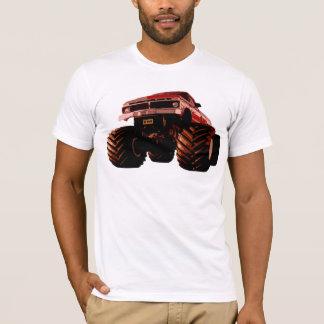 Red Monster Truck T-Shirt