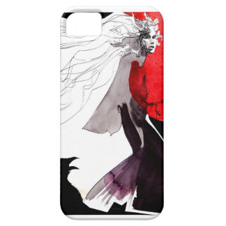 Red Moon and the Ravens Case For The iPhone 5