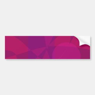 Red Moon Bumper Sticker