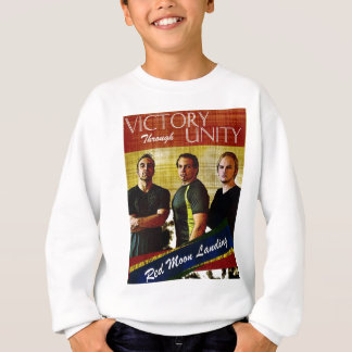 Red Moon Landing Victory Sweatshirt