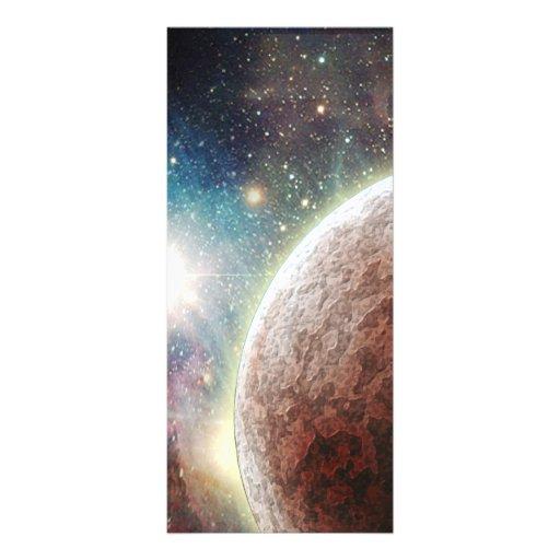 Red Moon Rack Card