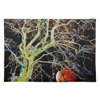 Red Moon Rising Placemat
