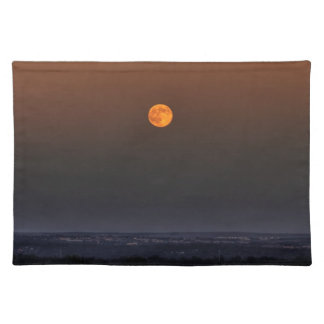 Red Moon Rising Placemats