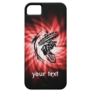 Red Motocross iPhone 5 Covers