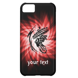 Red Motocross Case For iPhone 5C