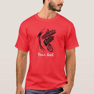 Red Motocross T-Shirt
