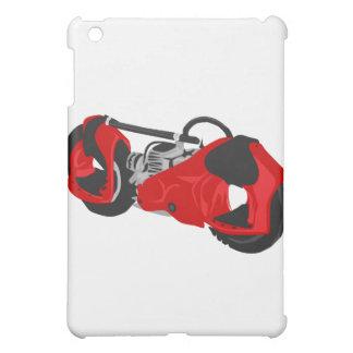 red motor board iPad mini case