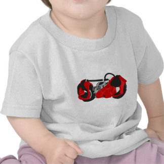 red motor board t-shirts