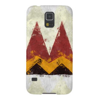 Red Mountains Galaxy S5 Cover
