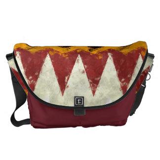 Red Mountains Messenger Bag